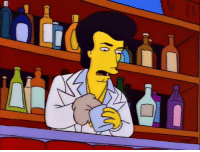 "Tumblr, Yeah, and John Travolta: <p><a href=""http://simpsonsfamily-world.tumblr.com/post/154738352926/hey-the-bartender-even-looks-like-john"" class=""tumblr_blog"">simpsonsfamily-world</a>:</p>  <blockquote><p> ""Hey, the bartender even looks like John Travolta!"" Yeah… looks like…  <br/></p></blockquote>"