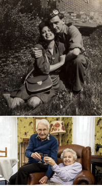 "Love, Tumblr, and Survivor: <p><a href=""http://sixpenceee.com/post/162876644904/holocaust-survivor-and-soldier-who-rescued-her"" class=""tumblr_blog"">sixpenceee</a>:</p>  <blockquote><h2> <b>Holocaust Survivor And Soldier Who Rescued Her Spend More Than 70 Years Together <br/></b></h2><p>                    John Mackay saved Edith Steiner from Auschwitz in 1944. Little did they know that they would spend the rest of their lives together. John, who was a soldier, liberated Edith and many others from the concentration camp. At a dance to celebrate the liberation, John asked a friend to ask Edith if she would dance with him. She sent his friend back with the message that she would only accept the invitation if it came from John. John found the courage to ask her himself. That first dance was the beginning of a love story that would last over 70 years.       <a href=""http://John%20Mackay%20saved%20Edith%20Steiner%20from%20Auschwitz%20in%201944.%20Little%20did%20they%20know%20that%20they%20would%20spend%20the%20rest%20of%20their%20lives%20together.%20John,%20who%20was%20a%20soldier,%20liberated%20Edith%20and%20many%20others%20from%20the%20concentration%20camp.%20At%20a%20dance%20to%20celebrate%20the%20liberation,%20John%20asked%20a%20friend%20to%20ask%20Edith%20if%20she%20would%20dance%20with%20him.%20She%20sent%20his%20friend%20back%20with%20the%20message%20that%20she%20would%20only%20accept%20the%20invitation%20if%20it%20came%20from%20John.%20John%20found%20the%20courage%20to%20ask%20her%20himself.%20That%20first%20dance%20was%20the%20beginning%20of%20a%20love%20story%20that%20would%20last%20over%2070%20years."">(Source)</a><br/></p></blockquote>"