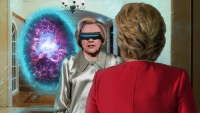 "<p><a href=""http://theonion.tumblr.com/post/168442524362/time-traveling-hillary-clinton-warns-self-to-do"" class=""tumblr_blog"">theonion</a>:</p><blockquote> <h2><b><a href=""https://politics.theonion.com/time-traveling-hillary-clinton-warns-self-to-do-everyth-1821196436"">Time-Traveling Hillary Clinton Warns Self To Do Everything In Exact Same Way</a></b></h2> <p>HEMPSTEAD, NY—Bursting through the glowing space-time portal backstage just before the first debate of the 2016 presidential election, a frantic time-traveling Hillary Clinton reportedly warned her past self to do everything in the exact same way. ""Listen very carefully because we don't have much time: Make sure you do everything that you're already intending to do,"" said the future Clinton, passionately urging her year-younger self to execute her current campaign strategy precisely as planned. ""Now this election is going to have a lot of unpredictable moments, but, no matter what, you must change absolutely nothing—remember, no matter what the end result, you did everything right."" At press time, present-day Hillary Clinton was being counseled by 2020 Hillary Clinton on the grave importance of not doing anything differently if she wanted to lose again three years from now.<br/></p> </blockquote>: <p><a href=""http://theonion.tumblr.com/post/168442524362/time-traveling-hillary-clinton-warns-self-to-do"" class=""tumblr_blog"">theonion</a>:</p><blockquote> <h2><b><a href=""https://politics.theonion.com/time-traveling-hillary-clinton-warns-self-to-do-everyth-1821196436"">Time-Traveling Hillary Clinton Warns Self To Do Everything In Exact Same Way</a></b></h2> <p>HEMPSTEAD, NY—Bursting through the glowing space-time portal backstage just before the first debate of the 2016 presidential election, a frantic time-traveling Hillary Clinton reportedly warned her past self to do everything in the exact same way. ""Listen very carefully because we don't have much time: Make sure you do everything that you're already intending to do,"" said the future Clinton, passionately urging her year-younger self to execute her current campaign strategy precisely as planned. ""Now this election is going to have a lot of unpredictable moments, but, no matter what, you must change absolutely nothing—remember, no matter what the end result, you did everything right."" At press time, present-day Hillary Clinton was being counseled by 2020 Hillary Clinton on the grave importance of not doing anything differently if she wanted to lose again three years from now.<br/></p> </blockquote>"
