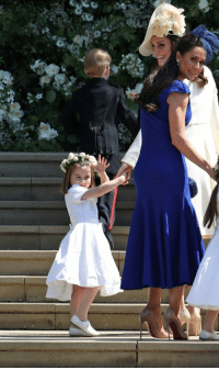 """Family, Tumblr, and Twitter: <p><a href=""""http://theroyalweekly.com/post/174047501257/princess-charlotte-is-such-a-lady-the"""" class=""""tumblr_blog"""">theroyalweekly</a>:</p><blockquote> <p>Princess Charlotte is such a lady! </p>  <p>– <a href=""""https://twitter.com/the5cambridges/status/997809714670047232"""">The Cambridge Family</a></p> </blockquote>  <p>Dang it feels like she was born last year or something.</p>"""