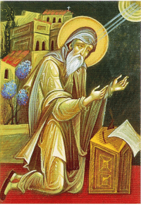 """<p><a href=""""http://wisdom-of-the-holy-fathers.tumblr.com/post/154233852009/you-may-find-yourself-hampered-by-someone-who"""" class=""""tumblr_blog"""">wisdom-of-the-holy-fathers</a>:</p>  <blockquote><p>""""You may find yourself hampered by someone who sows tares of despondency. He tries to prevent you from climbing to such heights of holiness by discouraging you with various thoughts. For instance, he will tell you that it is impossible for you to be saved and to keep every single one of God's commandments while you live in this world.</p>  <p>When this happens you should sit down in a solitary place by yourself, collect yourself, concentrate your thoughts and give good counsel to your soul, saying:</p>  <p>Why, my soul, are you dejected, and why do you trouble me? Put your hope in God, for I will give thanks to Him; for my salvation lies not in my actions but in God (cf. Ps. 42:5). Who will be vindicated by actions done according to the law (cf. Gal 2:16)? No living person will be vindicated before God (cf. Ps. 143:2). Yet by virtue of my faith in God I hope that in His ineffable mercy He will give me salvation. Get behind me, Satan (cf. Matt. 16:23). I worship the Lord my God (cf. Matt. 4:10) and serve Him from my youth; for He is able to save me simply through His mercy. Go away from me. The God who created me in His image and likeness will reduce you to impotence.""""</p>  <p>—St. Symeon the New Theologian</p></blockquote>: <p><a href=""""http://wisdom-of-the-holy-fathers.tumblr.com/post/154233852009/you-may-find-yourself-hampered-by-someone-who"""" class=""""tumblr_blog"""">wisdom-of-the-holy-fathers</a>:</p>  <blockquote><p>""""You may find yourself hampered by someone who sows tares of despondency. He tries to prevent you from climbing to such heights of holiness by discouraging you with various thoughts. For instance, he will tell you that it is impossible for you to be saved and to keep every single one of God's commandments while you live in this world.</p>  <p>When this happens you s"""