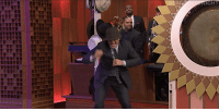 "Bad, Dancing, and Target: <p><a href=""http://www.nbc.com/the-tonight-show/video/gene-gene-the-dancing-machine-with-sam-rockwell-returns/2915299"" target=""_blank"">Sam Rockwell and Jimmy will give you some dance move inspo for this weekend!</a><br/></p><p>[ <a href=""http://www.nbc.com/the-tonight-show/video/sam-rockwell-does-a-bad-marlon-brando-impression/2915298"" target=""_blank"">Interview</a> ] </p>"