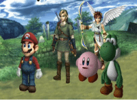 """<p><a href=""""http://www.suppermariobroth.com/post/159308867640/a-screenshot-found-in-the-data-of-super-smash"""" class=""""tumblr_blog"""">suppermariobroth</a>:</p><blockquote><p>A screenshot found in the data of Super Smash Bros. Brawl which seems to depict an unused scene from the Subspace Emissary mode. The scene appears unfinished, notably due to a lack of shadows and Kirby's irregular mouth.<br/></p></blockquote>: <p><a href=""""http://www.suppermariobroth.com/post/159308867640/a-screenshot-found-in-the-data-of-super-smash"""" class=""""tumblr_blog"""">suppermariobroth</a>:</p><blockquote><p>A screenshot found in the data of Super Smash Bros. Brawl which seems to depict an unused scene from the Subspace Emissary mode. The scene appears unfinished, notably due to a lack of shadows and Kirby's irregular mouth.<br/></p></blockquote>"""