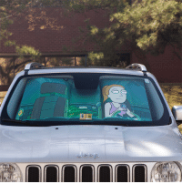 """Rick and Morty, Tumblr, and Blog: <p><a href=""""https://awesomage.tumblr.com/post/174947715690/rick-and-morty-sunshade"""" class=""""tumblr_blog"""">awesomage</a>:</p> <blockquote><p><b><a href=""""https://awesomage.com/rick-and-morty-sunshade/"""">  Rick and Morty Sunshade  </a></b><br/></p></blockquote>"""