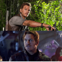 "Ass, Bad, and Chris Pratt: <p><a href=""https://bettinalevyisdetermined.tumblr.com/post/175767499379/max-out-of-ten-pfcanimal-libertarirynn"" class=""tumblr_blog"">bettinalevyisdetermined</a>:</p>  <blockquote><p><a href=""https://max-out-of-ten.tumblr.com/post/175767294519/pfcanimal-libertarirynn"" class=""tumblr_blog"">max-out-of-ten</a>:</p><blockquote> <p><a href=""http://pfcanimal.tumblr.com/post/175767194069/libertarirynn-myusernameisoneofakind"" class=""tumblr_blog"">pfcanimal</a>:</p> <blockquote> <p><a href=""https://libertarirynn.tumblr.com/post/175764229164/myusernameisoneofakind-libertarirynn-owen-is"" class=""tumblr_blog"">libertarirynn</a>:</p>  <blockquote> <p><a href=""https://myusernameisoneofakind.tumblr.com/post/175764086338/libertarirynn-owen-is-cooler-than-starlord"" class=""tumblr_blog"">myusernameisoneofakind</a>:</p>  <blockquote> <p><a href=""https://libertarirynn.tumblr.com/post/175763759584/owen-is-cooler-than-starlord-fight-me-in-the"" class=""tumblr_blog"">libertarirynn</a>:</p>  <blockquote><p>Owen is cooler than Starlord fight me in the Denny's parking lot.</p></blockquote>  <p>Owem: played with a few velociraptors </p> <p>Starlord: Guards the galaxy</p> </blockquote>  <p>I said ""cooler"" not ""had more galactic impact"".</p> <p>Besides Owen isn't afraid to leave his girlfriend when he's got a damn job to do.</p> </blockquote>  <p>To be fair, Owen's job never consisted of ""shoot this person you love."" </p> <p>So…….yeah.</p> </blockquote> <p>I will say I think Owen is cooler than Quill, but I think a great part of Quill's character is that he <i>isn't </i>cool, he just thinks he is.</p> </blockquote> <p>I watched Jurrasic World 2 last weekend, and I gotta agree… Starlord is cool and all, guarding the whole galaxy with his alien buddies… but Owen just oozes COOL! I was actually surprised at how seriously bad-ass Chris Pratt was in this movie! (I never saw the first Jurrasic World. Sorry!)</p><p>Another thing I think should be noted. Not only is Chris Pratt cooler as Owen than Peter… but I think he's also hotter as well. *_*</p><figure class=""tmblr-full"" data-orig-height=""370"" data-orig-width=""268"" data-tumblr-attribution=""mcavoys:u47749i-E7TkxeaAOx1_6w:ZdoT6f2ZB3pie""><img src=""https://78.media.tumblr.com/5749663aeedf31782b127b4ba2a3c416/tumblr_paht3kbiNW1w0gw85o1_400.gif"" data-orig-height=""370"" data-orig-width=""268""/></figure></blockquote>  <p>Could Starlord somersault through an open T Rex mouth? No.</p>"