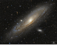 """Tumblr, Blog, and Space: <p><a href=""""https://photos-of-space.tumblr.com/post/162768462697/the-andromeda-galaxy-our-closest-galactic"""" class=""""tumblr_blog"""">photos-of-space</a>:</p>  <blockquote><p>The Andromeda Galaxy, our closest galactic neighbor. [OC][2048x1582]</p></blockquote>"""