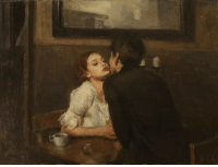 "Tumblr, Blog, and Http: <p><a href=""https://trumanwill.tumblr.com/post/170797662239/unculturedmag-ron-hicks-caf%C3%A9-kiss-is-this"" class=""tumblr_blog"">trumanwill</a>:</p> <blockquote> <p><a href=""http://unculturedmag.tumblr.com/post/97848714437/ron-hicks-caf%C3%A9-kiss"" class=""tumblr_blog"">unculturedmag</a>:</p> <blockquote><p><span><strong>Ron Hicks</strong></span><em><span> - </span>Café Kiss</em></p></blockquote>  <figure class=""tmblr-full"" data-orig-height=""750"" data-orig-width=""994""><img src=""https://78.media.tumblr.com/7525fd75c68838850f7bb366aeeb3e86/tumblr_inline_p41kqz599x1v1q04p_500.jpg"" data-orig-height=""750"" data-orig-width=""994""/></figure><p><i><b>IS THIS ALLOWED??</b></i></p> </blockquote>"