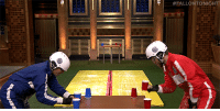 """<p><a href=""""https://www.youtube.com/watch?v=8ulwLO5NLIk&amp;index=4&amp;list=UU8-Th83bH_thdKZDJCrn88g"""" target=""""_blank"""">New game alert! Jimmy combines Slip'N Slides and flip cup in Slip and Flip with Liam Hemsworth</a>.<br/></p>: <p><a href=""""https://www.youtube.com/watch?v=8ulwLO5NLIk&amp;index=4&amp;list=UU8-Th83bH_thdKZDJCrn88g"""" target=""""_blank"""">New game alert! Jimmy combines Slip'N Slides and flip cup in Slip and Flip with Liam Hemsworth</a>.<br/></p>"""