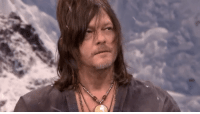 """<p><a href=""""https://www.youtube.com/watch?v=XUrqqu5sA5I"""" target=""""_blank"""">Norman Reedus pondering the mysteries of the universe during Intense Staredown&hellip;</a></p>: <p><a href=""""https://www.youtube.com/watch?v=XUrqqu5sA5I"""" target=""""_blank"""">Norman Reedus pondering the mysteries of the universe during Intense Staredown&hellip;</a></p>"""