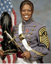 Academy, American, and History: <p><span>Emily Perez, was the first female African American Cadet Command Sergeant Major in the history of the U.S. Military Academy at West Point. She was deployed to Iraq in December as a Medical Service Corps officer and killed when a makeshift bomb exploded near her Humvee during combat operations in Al Kifl, near Najaf. Aged 23, she was the first female graduate of West Point to die in the Iraq War.</span></p>