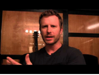 "Target, youtube.com, and Bentley: <p><strong>Web Exclusive: Dierks Bentley on Pearl Jam</strong></p> <p><a href=""http://www.youtube.com/watch?v=6xZyC2_w5Kg"" target=""_blank"">Dierks Bentley talks about his first time listening to Pearl Jam, and collaborating with Pearl Jam guitarist Mike McCready.</a></p>"