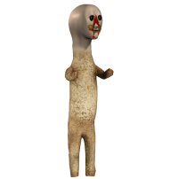 Scp, Don, and Blink: <p>[SCP-17Meme]<br/>Don&rsquo;t blink, or he&rsquo;ll hug you.</p>