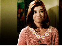 """Target, Tumblr, and Gifs: <p>Alyson Hannigan&rsquo;s coming by 6B tonight!</p> <p>[via <a href=""""http://btvs-reaction-gifs.tumblr.com/post/11879685113"""" target=""""_blank"""">btvs-reaction-gifs]</a></p>"""