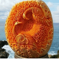 <p>Beautiful Pumpkin Carving.</p>: <p>Beautiful Pumpkin Carving.</p>