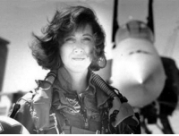 <p>Big ups to Tammie Jo Shults, the former Navy pilot (one of the first American female fighter pilots in history) and certified badass who brought down that damaged Southwest flight as safely as possible. I listened to her on the air traffic radio letting them know she was going to have to bring the plane down because a portion of it had literally just blown off, and instead of freaking the hell out like I would've certainly done, she was chill as could be. No doubt she prevented more lives from being lost with her skill and presence of mind. She's a hero!</p>: <p>Big ups to Tammie Jo Shults, the former Navy pilot (one of the first American female fighter pilots in history) and certified badass who brought down that damaged Southwest flight as safely as possible. I listened to her on the air traffic radio letting them know she was going to have to bring the plane down because a portion of it had literally just blown off, and instead of freaking the hell out like I would've certainly done, she was chill as could be. No doubt she prevented more lives from being lost with her skill and presence of mind. She's a hero!</p>