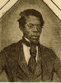 "Black History Month, Dancing, and England: <p>Black history month day 19: Dancer Master Juba</p>  <p>Master Juba was born around 1825, likely to free blacks in Providence, Rhode Island. He was a minstrel dancer active in the 1840s, and one of the first black performers in the United States to play onstage for white audiences and be a member of a white minstrel group. His real name was believed to be William Henry Lane, and he was also known as &ldquo;Boz&rsquo;s Juba&rdquo; following a description of him by Charles Dickens, who wrote about the dancer in his travelogue ""American Notes"".</p>  <p>Details of his early life are scant but it is believed that he grew up in a slum that was the home to Irish immigrants and free blacks. The Irish and black communities frequently shared their culture with one another, leading to various dance steps and jigs and musical styles. Many blacks would perform in the local brothels and saloons or on the street corners for change.</p>  <p>Eventually Juba was discovered by PT Barnum and Barnum got him into the minstrel business by disguising him as white minstrel by putting him in blackface. At a later date his race became clear but he still often performed in blackface, and was well known as the boy who beat famed white performer Joe Diamond in a dancing contest. At the time black performer being publicly confirmed as better than white man at anything was unheard of.</p>  <p>Though Juba had success in the United States, he actually became most popular in England.</p>"