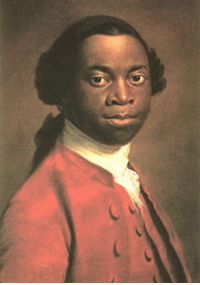 """Africa, Black History Month, and Children: <p>Black history month day 6: Olaudah Equiano.<br/></p> <p>Olaudah Equiano, also known as Gustavus Vaasa, was a prominent African in London. He was a freed slave who supported the British movement to end the slave trade. His autobiography, published in 1789, helped in the creation of the Slave Trade Act 1807 which ended the African trade for Britain and its colonies. Equiano was part of the Sons of Africa, an abolitionist group composed of prominent Africans living in Britain, and he was active among leaders of the anti-slave trade in the 1780s.</p>  <p>Equiano's book, """"The Interesting Narrative of the Life of Olaudah Equiano, or Gustavus Vassa, the African"""", is one of the earliest-known examples of published writing by an African writer to be widely read in England. By 1792, it was a best seller: it has been published in Russia, Germany, Holland, and the United States. It was the first influential slave narrative of what became a large literary genre. Equiano's experience in slavery was quite different from that of most slaves as he did not participate in field work. Rather, he served his owners personally and went to sea, was taught to read and write, and worked in trading. Even after his freedom he continued to be an explorer and travel extensively everywhere from the Arctic to the United States.</p>  <p>His Life as a freed slave was stressful, and he suffered from suicidal thoughts until he became a born-again Christian and found peace in his faith. He married in English woman, Susannah Cullen, and together they had two children.</p>"""