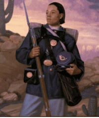 <p>Black history month day 8: Union Soldier Cathay Williams.</p>  <p>Cathay Williams was born in Independence Missouri to a free man and a slave woman. In that time, a child&rsquo;s slave/free status was determined by that of their mother&rsquo;s, so Cathay was born a slave. In the early stages of the Civil War, the place Williams lived was occupied by Union forces. Slaves that were captured by Union forces were known as &ldquo;contraband&rdquo; and were usually pushed into service for the war effort as cooks or nurses. Williams served these efforts as a cook starting when she was 17.</p>  <p>On November 15, 1866, Cathay Williams enlisted in the army for a three year engagement as &ldquo;William Cathay&rdquo; and successfully passed herself off as a man. Her deception was discovered during a period of hospitalization two years later and she was discharged.</p>  <p>Williams worked as a cook, a seamstress, and possibly the operator of a boarding house in the years following her military service. She applied for disability pension payments as a former soldier, something that have been given to previous women who posed as men during war efforts, but unfortunately was denied and died shortly thereafter. Her final resting place is unknown, but before she died she was able to give an account of her story and to this day she is the only known African-American woman to serve in the army during the Civil War.</p>: <p>Black history month day 8: Union Soldier Cathay Williams.</p>  <p>Cathay Williams was born in Independence Missouri to a free man and a slave woman. In that time, a child&rsquo;s slave/free status was determined by that of their mother&rsquo;s, so Cathay was born a slave. In the early stages of the Civil War, the place Williams lived was occupied by Union forces. Slaves that were captured by Union forces were known as &ldquo;contraband&rdquo; and were usually pushed into service for the war effort as cooks or nurses. Williams served these efforts as a cook starting when she was 17.</p>  <p>On November 15, 1866, Cathay Williams enlisted in the army for a three year engagement as &ldquo;William Cathay&rdquo; and successfully passed herself off as a man. Her deception was discovered during a period of hospitalization two years later and she was discharged.</p>  <p>Williams worked as a cook, a seamstress, and possibly the operator of a boarding house in the years following her military service. She applied for disability pension payments as a former soldier, something that have been given to previous women who posed as men during war efforts, but unfortunately was denied and died shortly thereafter. Her final resting place is unknown, but before she died she was able to give an account of her story and to this day she is the only known African-American woman to serve in the army during the Civil War.</p>