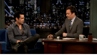 """Chris Pratt, Soccer, and Target: <p>Colin Farrell <a href=""""http://www.latenightwithjimmyfallon.com/blogs/2014/02/colin-farrell-is-ready-for-action/"""" target=""""_blank"""">came mentally prepared</a>to play Bubble Soccer with Jimmy and Chris Pratt.</p>"""