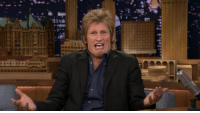 """Obama, Target, and White House: <p>Denis Leary <a href=""""http://www.nbc.com/the-tonight-show/segments/3741"""" title=""""made THIS face"""" target=""""_blank"""">made THIS face</a>at President Obama when they met this week at The White House.</p>"""