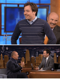 """<p>Dr. Phil takes a walk down memory lane, remembering <a href=""""http://www.nbc.com/the-tonight-show/segments/4831"""" target=""""_blank"""">Jimmy&rsquo;s hair evolution and spot-on Dr. Phil impression</a>.</p>: <p>Dr. Phil takes a walk down memory lane, remembering <a href=""""http://www.nbc.com/the-tonight-show/segments/4831"""" target=""""_blank"""">Jimmy&rsquo;s hair evolution and spot-on Dr. Phil impression</a>.</p>"""