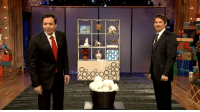 "Target, Http, and Time: <p>Ethan Hawke is on the show tonight! Last time he was here, Ethan and Jimmy squared off in an<a href=""http://www.latenightwithjimmyfallon.com/video/snowball-shootout-with-ethan-hawke/n16616/"" target=""_blank""> intense snowball fight</a>.</p>"