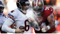 <p>How about Smokin&rsquo; Jay Cutler&rsquo;s 4th quarter performance against the Niners last night? 3 touchdowns to lead the Bears who were down 13 to their first win of the season. Way to go Smokin&rsquo; Jay!</p> <p>Fan submission (courtesy ofSmokin J! Bear Down!)</p>: <p>How about Smokin&rsquo; Jay Cutler&rsquo;s 4th quarter performance against the Niners last night? 3 touchdowns to lead the Bears who were down 13 to their first win of the season. Way to go Smokin&rsquo; Jay!</p> <p>Fan submission (courtesy ofSmokin J! Bear Down!)</p>