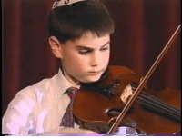 <p>In the process of looking for something else I came across baby Ben Shapiro playing violin with his dad so that's interesting</p>: <p>In the process of looking for something else I came across baby Ben Shapiro playing violin with his dad so that's interesting</p>