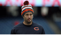 <p>It&rsquo;s game day! Smokin&rsquo; Jay Cutler and the Bears look to even the score tonight against Aaron Rodgers and the Green Bay Packers. Good luck Smokin&rsquo; Jay!</p> <p>Fan submission (courtesy of Hoffman T.)</p>: <p>It&rsquo;s game day! Smokin&rsquo; Jay Cutler and the Bears look to even the score tonight against Aaron Rodgers and the Green Bay Packers. Good luck Smokin&rsquo; Jay!</p> <p>Fan submission (courtesy of Hoffman T.)</p>