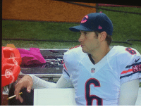 <p>It&rsquo;s game day! Smokin&rsquo; Jay Cutler and the Chicago Bears look to get back over 500 against Ryan Tannehill and the Miami Dolphins! Good luck Smokin&rsquo; Jay!</p> <p>Fan submission (courtesy ofcrittermonster)</p>: <p>It&rsquo;s game day! Smokin&rsquo; Jay Cutler and the Chicago Bears look to get back over 500 against Ryan Tannehill and the Miami Dolphins! Good luck Smokin&rsquo; Jay!</p> <p>Fan submission (courtesy ofcrittermonster)</p>