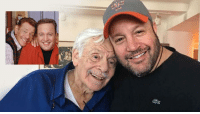 <p>Jerry Stiller and Kevin James.</p>: <p>Jerry Stiller and Kevin James.</p>