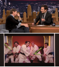 "<p>Jimmy and Josh Hartnett <a href=""http://www.nbc.com/the-tonight-show/segments/6366"" target=""_blank"">talk about their old SNL *N Sync</a> Star Wars sketch!</p>: <p>Jimmy and Josh Hartnett <a href=""http://www.nbc.com/the-tonight-show/segments/6366"" target=""_blank"">talk about their old SNL *N Sync</a> Star Wars sketch!</p>"