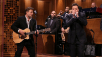<p>Jimmy and Russell Crowe and Jimmy Fallon rock out to the Johnny Cash classic &ldquo;Folsom Prison Blues&rdquo;!</p>: <p>Jimmy and Russell Crowe and Jimmy Fallon rock out to the Johnny Cash classic &ldquo;Folsom Prison Blues&rdquo;!</p>