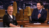 """Target, youtube.com, and Movie: <p>Kevin Costner gets <a href=""""https://www.youtube.com/watch?v=AsHWZa3mu70&amp;list=UU8-Th83bH_thdKZDJCrn88g"""" target=""""_blank"""">cat-called with movie quotes</a>!</p>"""