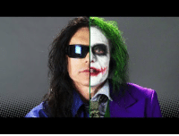 """Batman, Joker, and Video: <p>On the chance that there is someone out there who has not seen this video of Tommy Wissau as The Joker and Greg Sestero (Oh hai Mark) as Batman let me bless you tonight.</p>  <p><a class=""""tumblelog"""" href=""""https://tmblr.co/mqJeMrC1zUWwi8Nf-Fyv_4g"""">@the-mighty-birdy</a></p>"""