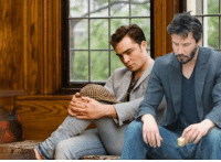 """<p>Sad Keanu meets Sad Ed Westwick.</p> <p>submitted by <a href=""""http://notexactly.tumblr.com/"""">notexactly</a></p>: <p>Sad Keanu meets Sad Ed Westwick.</p> <p>submitted by <a href=""""http://notexactly.tumblr.com/"""">notexactly</a></p>"""