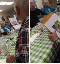 Friends, Memes, and Grandpa: <p>Showed my grandpa memes and he printed off his favorites for his friends😂</p>