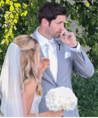 <p>Smokin&rsquo; Jay Cutler got married this past weekend to longtime girlfriend Kristin Cavallari and even managed to find some time to go to flavor country! Congrats Smokin&rsquo; Jay!</p>: <p>Smokin&rsquo; Jay Cutler got married this past weekend to longtime girlfriend Kristin Cavallari and even managed to find some time to go to flavor country! Congrats Smokin&rsquo; Jay!</p>