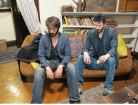 <p>Somebody else wore the same Halloween costume. Poor Sad Keanu.</p> <p>Submitted by Matt</p>: <p>Somebody else wore the same Halloween costume. Poor Sad Keanu.</p> <p>Submitted by Matt</p>