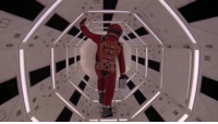 Stanley Kubrick, One, and Stanley: <p>Stanley Kubrick and his One Point Perspective.</p>