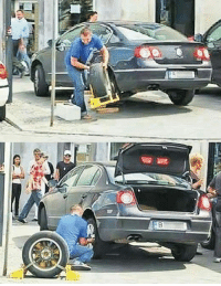 Him, Parking, and  No: <p>The Parking Inspector Has No Authority Over Him.</p>