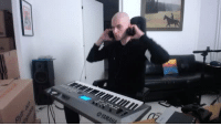 Coldplay, Beats, and All The: <p>when you try all the sounds and beats on your synth while only playing coldplay - viva la vida</p>