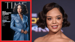 tin: ΤΙ  TIN  NEXT  GENERATION  LEADERS  THE ACTOR  CHANGING  THE SCRIPT  TESSA  THOMPSON  MORE  TRALRAERS  SHAG  woRLO  SHUTTERSTOCK