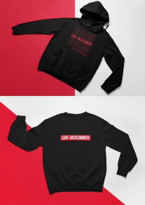 that90sclub:  Let those baby boomers know how you really feel….OK BOOMER: HAVE A TERRIBLE DAYLIMITED EDITION BOX LOGO CREW: ВОО  OK BOOMER  ОК ВОOMER  BOOME  OK BOOMER  OK BOOMER  Have A Terrible Day   OK BOOMER that90sclub:  Let those baby boomers know how you really feel….OK BOOMER: HAVE A TERRIBLE DAYLIMITED EDITION BOX LOGO CREW