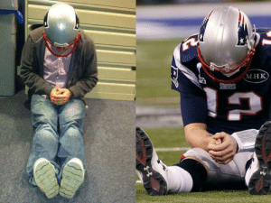 """Is """"Bradying"""" the new """"Tebowing""""? - Photo 11 - Pictures - CBS News: МнК  ДINS  Тe Is """"Bradying"""" the new """"Tebowing""""? - Photo 11 - Pictures - CBS News"""