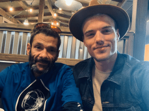 'Mighty Ducks' star Shaun Weiss looks happier and healthier in new photo, pal Drew Gallagher says he's 'thriving'!: 'Mighty Ducks' star Shaun Weiss looks happier and healthier in new photo, pal Drew Gallagher says he's 'thriving'!