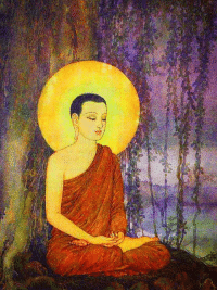 """""""Better than a thousand hollow words is one word that brings peace.""""  ~ The Buddha ~: """"Better than a thousand hollow words is one word that brings peace.""""  ~ The Buddha ~"""