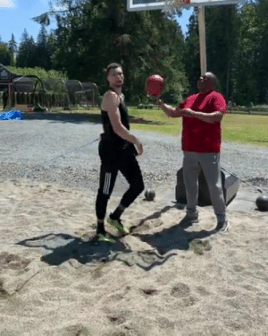 "Ass, Dad, and Nsfw: ""Get your ass in shape and stop f--king around""  Zach LaVine and his dad are playing no games this offseason   *NSFW*"