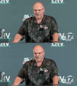 """""""I didn't spend the night with the trophy. I spent it with my trophy wife.""""  Andy Reid is the man 😂 (via @AndrewABC17) https://t.co/9g7GnXMc7Y: """"I didn't spend the night with the trophy. I spent it with my trophy wife.""""  Andy Reid is the man 😂 (via @AndrewABC17) https://t.co/9g7GnXMc7Y"""