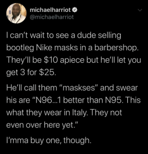 """Lemme have 3 in different colorways my guy"" by MythicalBeast263 MORE MEMES: ""Lemme have 3 in different colorways my guy"" by MythicalBeast263 MORE MEMES"